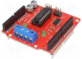 OKY2156, Контроллер двигателя DC, L293D, PWM,аналоговый, Uвх.логич 5В