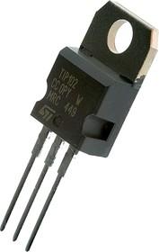 Фото 1/3 TIP102, NPN составной (Дарлингтон) транзистор с шунтирующими резисторами, 80Вт, [TO-220]