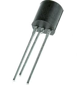 BC337-40, Транзистор NPN 45В 0.8А 0.6Вт [TO92]