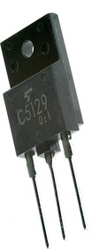 2SC5129, Мощный высоковольтный NPN биполярный транзистор, драйвер управления строчной разверткой ТВ