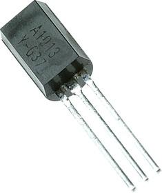 Фото 1/2 2SA1013Y, Транзистор PNP 160В 1А [TO92MOD] (=KSA1013Y)