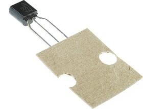 2N5551YBU, Транзистор NPN 160В 0.6А 0.625Вт [TO92]