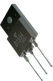 2SD1554, Транзистор NPN с обратным диодом, 800В 3.5А 40Вт [TO-3PML]