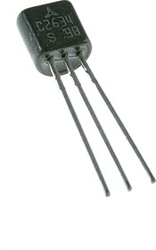 2SC2634, Биполярный транзистор малой мощности