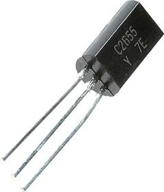 2SC2655, Транзистор NPN 50 В 2 А [ TO-92MOD]