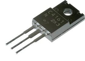 2SC4161, Транзистор NPN 400В 7А 30Вт [TO-220FP]