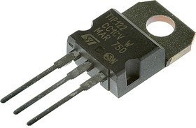 Фото 1/5 TIP122, Транзистор NPN Darlington 100В 5А [TO-220]