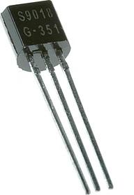 KTC9018 (C9018), Транзистор NPN 40В 20мА 625мВт 800МГц [TO-92]