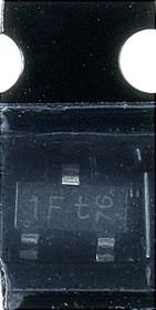 Фото 1/4 BC847B.215, Транзистор NPN 45В 0.2А 0.33Вт [SOT-23]