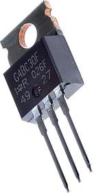 Фото 1/2 IRG4BC30FPBF, IGBT 600В 31А 5кГц TO220AB
