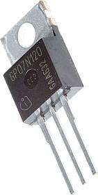 SGP07N120, FastIGBT 1200В 8A, [TO-220]