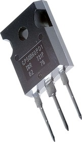 Фото 1/7 IRGP50B60PD1PBF, Транзистор, IGBT 600В 75А 150кГц [TO-247AC]