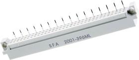 DIN41612 (DS1120-96M-V31), Вилка 32х3 ряда А (нечетн.)