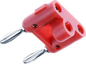BP-217 (красный), Штекер сдвоеннный