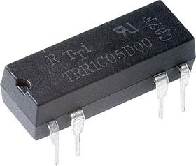 TRR-1C-05D00-R геркон.реле 5В, 25мА, для перекл. двух цепей, DIP-8