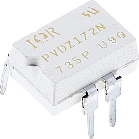 PVDZ172NPBF, Реле 1-полярное НО 60VDC 1.5A DIP8