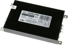 UCA300.24443, AC/DC преобразователь, 12В,1.25А;-12В,1.25А;30Вт