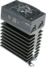 Фото 1/2 CMRD4865, Реле 3-32VDC, 65A/530VAC