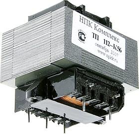 ТП112-К56 (ТП132-К56), Трансформатор, 2х6В, 0.7А