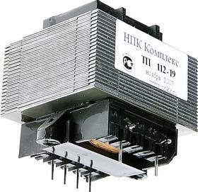 ТП112-19 (ТП132-19), Трансформатор, 2х9В, 0.4А