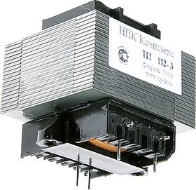 Фото 1/2 ТП112-3 (ТП132-3), Трансформатор, 9В, 0.8А