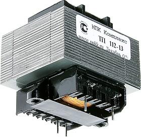Фото 1/2 ТП112-13 (ТП132-13), Трансформатор, 18В, 0.4А