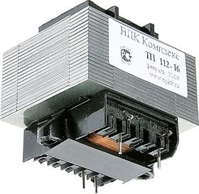 Фото 1/2 ТП112-16 (ТП132-16), Трансформатор, 24В, 0.3А
