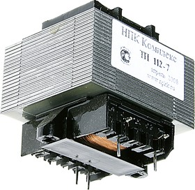 Фото 1/2 ТП112-7 (ТП132-7), Трансформатор, 12В, 0.65А