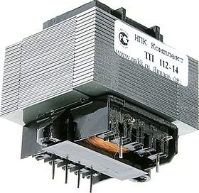 Фото 1/2 ТП112-14 (ТП132-14), Трансформатор, 2х18В, 0.2А