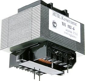 Фото 1/2 ТП112-6 (ТП132-6), Трансформатор, 10.6В, 0.68А