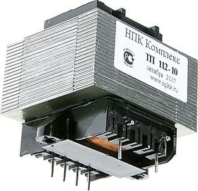 Фото 1/2 ТП112-10 (ТП132-10), Трансформатор, 2х14В, 0.25А
