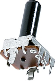 Резистор переменный, 1 кОм, 3 pin
