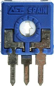 CA9H2.5, 100 Ом, Резистор подстроечный