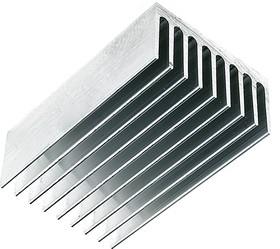 AB0094 100х63х33мм, Профиль алюминиевый