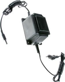 Фото 1/2 БПН 24-1.5 (штекер 5.5х2.5, Г), Блок питания нестабилизированный, 24В,1.5А,36Вт (адаптер)