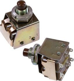 Фото 1/2 Микропереключатель кнопочный КМД2-1В, (17-18г.)