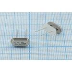 Кварц 25МГц в корпусе HC49S, расширенный интервал -40~+85C, без нагрузки ...