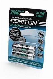 ROBITON RTU2600MHAA-2 BL2, Аккумулятор