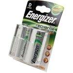Energizer D 2500мАч BL2, Аккумулятор