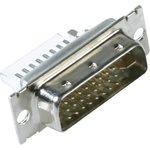 DVI 24+5(JDB-245) (DS1089 WN0X), Вилка DVI на кабель