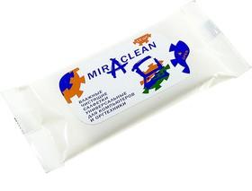 24114  Miraclean , Салфетки влажные в мягкой упаковке универсальные для компьютеров и оргтехники