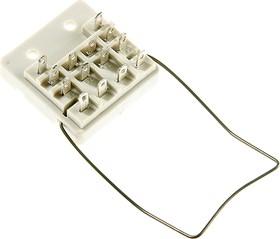 РП21-004 тип 1 (под пайку), Колодка для реле РП21 | купить в розницу и оптом