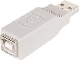CW070, Переходник USB В гнездо - А штекер