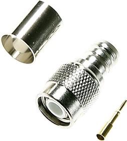 HYR-0205E (GT-205E) (TNC-7401E) (Т-111В), Разъем TNC, штекер, RG-213, обжим (Crimp)