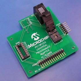Фото 1/4 AC163020, Универсальный адаптер для программирования микроконтроллеров серии PIC10F