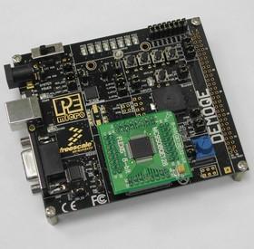 DEMOQE128, Отладочная плата для микроконтроллеров семейства Flexis QE128