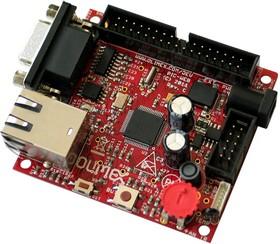 Фото 1/3 PIC-WEB, Отладочная плата аппаратного веб-сервера на базе PIC18F67J60 Microchip