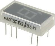 АЛС321Б2, Индикатор