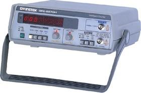 GFC-8270H, Частотомер 0.01Гц-2700МГц (Госреестр)