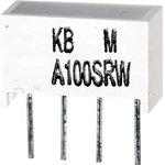 KB-A100SRW, Светодиод.линейка красн. 8.89х3.81мм